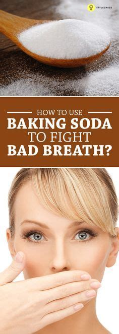 is baking soda bad for dogs 1000 ideas about bad breath remedy on remedies home remedies and