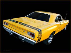 Dodge Bee 1968 Dodge Bee Yellow Hardtop 1600x1200 Wallpaper