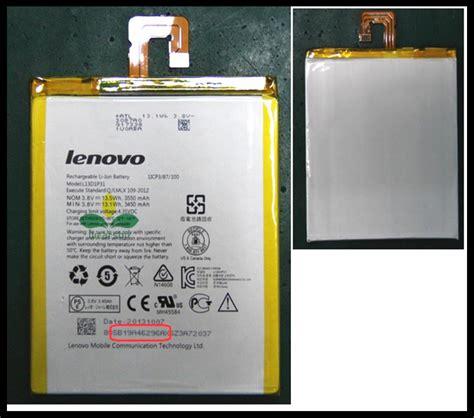 Baterai Batre Battery Lenovo S860 Bl226 Original 100 original new l13d1p31 battery for lenovo tab 2 a7 20 battery 3450mah free shipping with