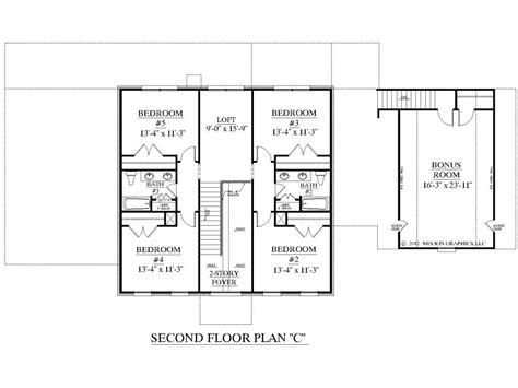 simple 4 bedroom house plans small bedroom house plans bath one story 4 simple 3d floor