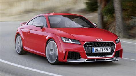 Audi Tt 0 100 by Audi Tt Rs 0 100 Auto Bild Idee