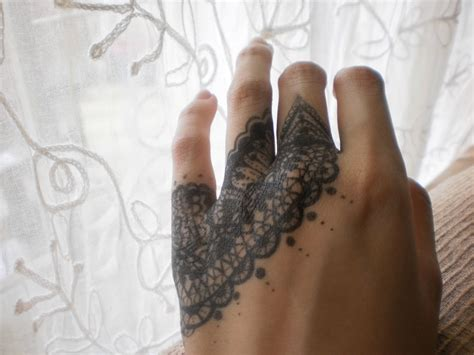 hand tattoo designs images lace tattoos designs ideas and meaning tattoos for you