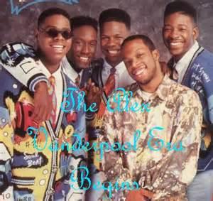 The Alex Vanderpool Era Begins R And B Artists 1990s
