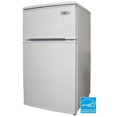 spt 3 2 cu ft mini refrigerator in white discontinued rf