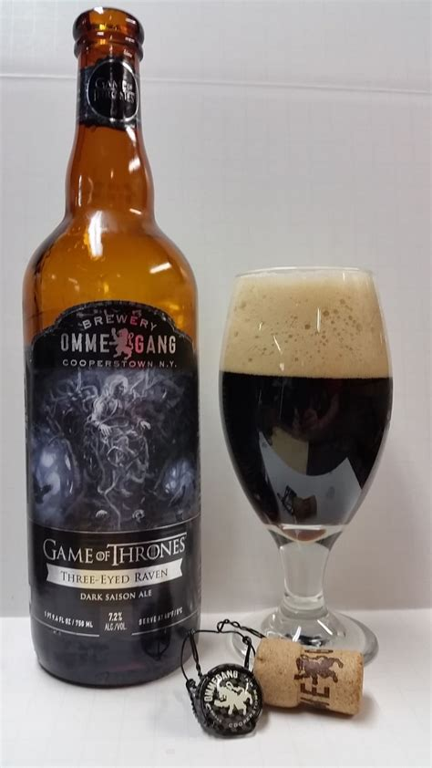 ace cider tasting room ommegang of thrones three eyed i tried third eye and