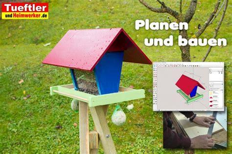 Vogelfutterhaus Selber Bauen Anleitung by Vogelfutterhaus Selber Bauen Bauanleitung F 252 R