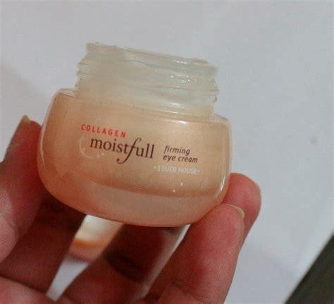 Harga Etude House Moistfull Collagen Firming Eye etude house moistfull collagen firming eye review
