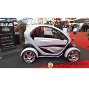 Renault Twizy Tuning By Lions
