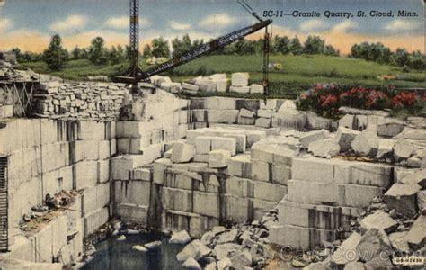 granite quarry st cloud mn