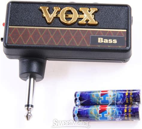 Vox Hones Bass Headphone Earphone Guitar Gitar vox lug headphone guitar bass sweetwater