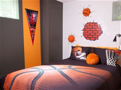 deco chambre basket d 233 co chambre basket