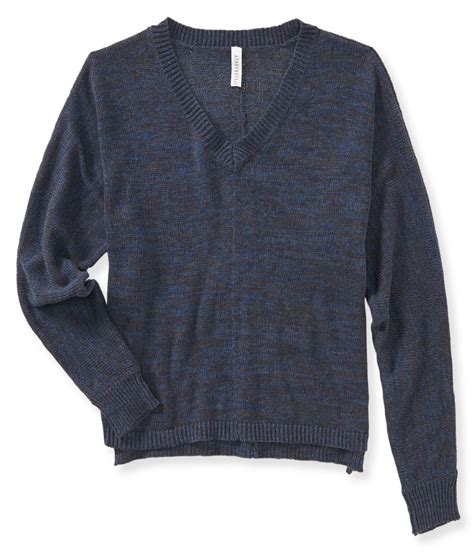 Sweater Aeropostale Aeropostale Womens Dolman V Neck Pullover Sweater Womens