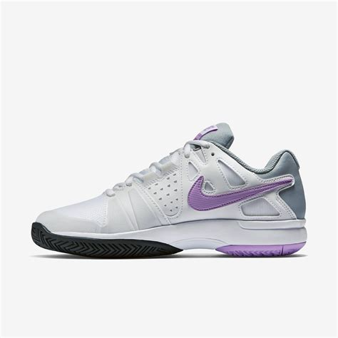 nike womens air vapor advantage tennis shoes white
