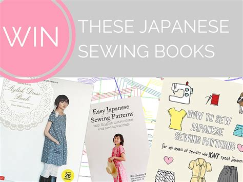 Sewing Giveaway - my nani iro pillow japanese sewing giveaway sew in love