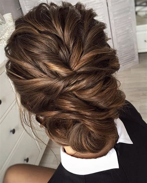Wedding Hairstyles Left by Best 25 Braided Updo Ideas On Bridesmaid Hair