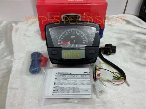 Meter Motor Ex5 Product Uma Racing Digital Meter For Honda Ex5 Astrea