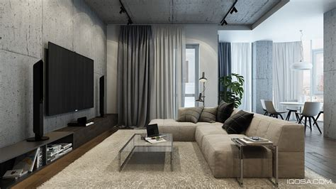 living room ideas 2016 design a chic modern space around a brick accent wall