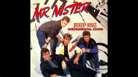 mr mister broken wings instrumental cover youtube