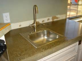 concrete countertops polished concrete countertops decorative concrete of virginia va