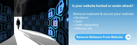 website malware scanner website security