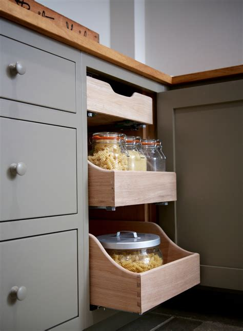 kitchen storage solutions bespoke kitchen storage ideas