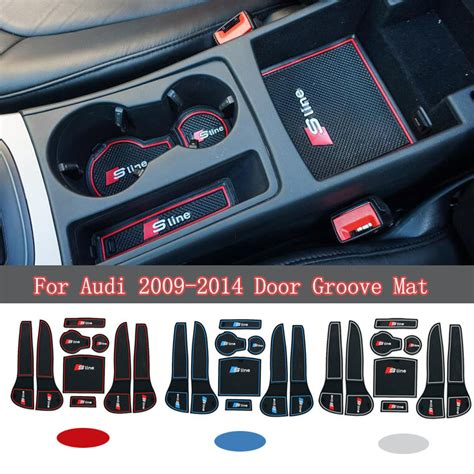 Audi A5 Accessories by 9pcs Of Car Interior Accessories For 2009 2014 Audi A5