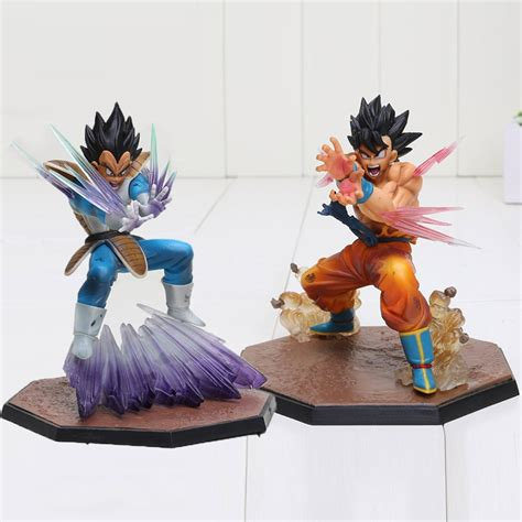 Ngf55 Figure Fzo Songoku Normal Figure Zero z figure vegeta goku kaioken kamehameha battle ver pvc