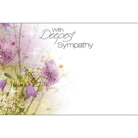 Funeral Flower Card Templates by Deepest Sympathy Discount Floral Sundries Discount