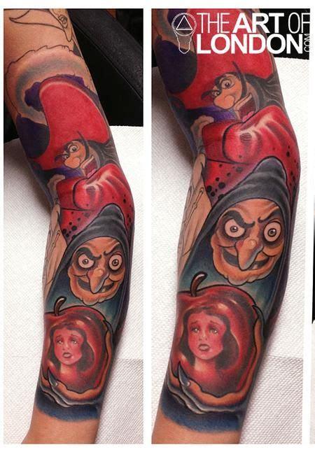 disney villain tattoo tattoos reese disney villains tattoos by
