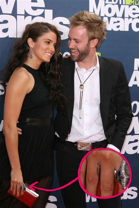 nikki reed tattoo the gallery for gt lord of the rings finger