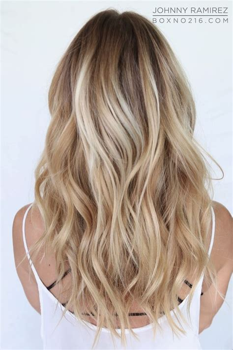 cute highlights for blondes 11 best blonde balayage hair color ideas for 2017 blonde