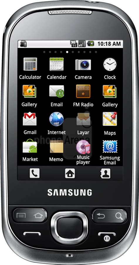 5 Samsung Galaxy by Samsung Galaxy 5 Size Real Visualization And