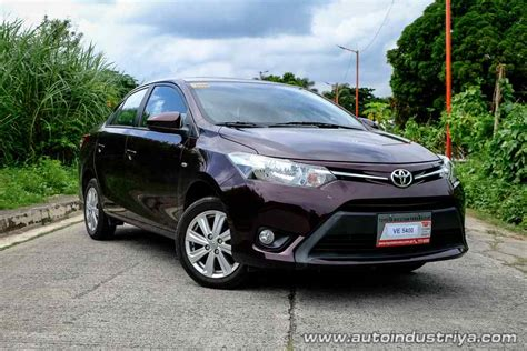 2017 toyota vios 1 3e cvt car reviews