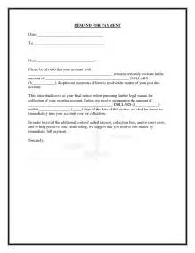 demand letter template best photos of demand notice template payment