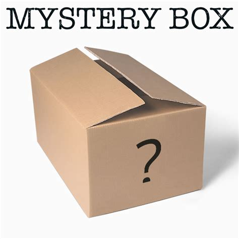 Mystery Box mystery box 4 tshirts for 40 undercover prodigy
