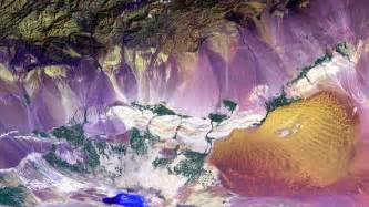 Naples United States aerial view of the turpan depression china bing
