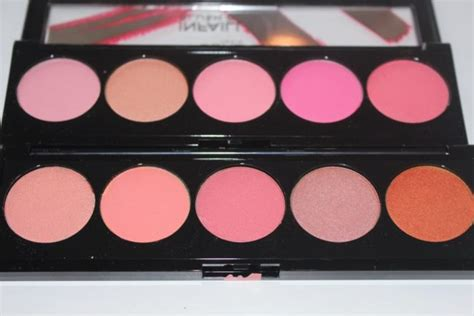 Loreal Blush On l oreal infallible blush paint palettes sticks review