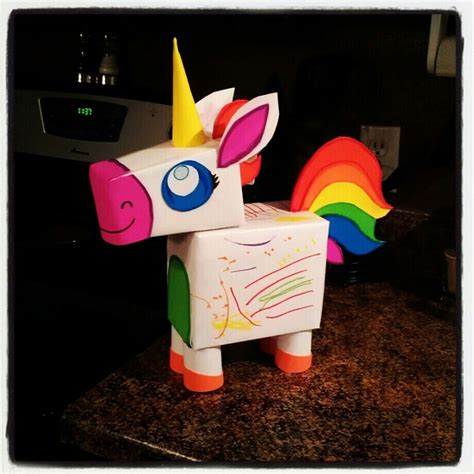 s day box rainbow unicorn holidays