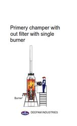 Incinerator Single Burner incinerator manufacturer from coimbatore