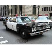Vintage Police Cars  NYC Car Show