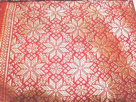Songket Asli Palembang Multicolour 5 image gallery songket palembang