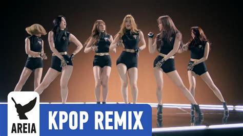 areia remix 5 kara wanna wanna b attention areia kpop remix 221