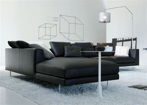contemporay sofa jesse brian sofa modern sofas contemporary sofas