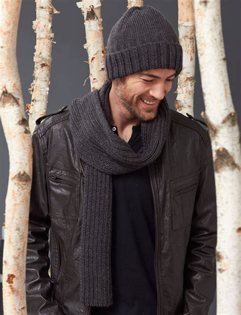 mens scarf knit next 8 menswear trends for winter 2017 scarves