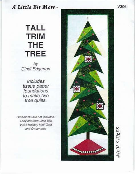 christmas tree paper pieced christmas tree in july paper pieced tree