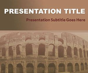 Civilization Powerpoint Template Ancient Ppt Templates Free