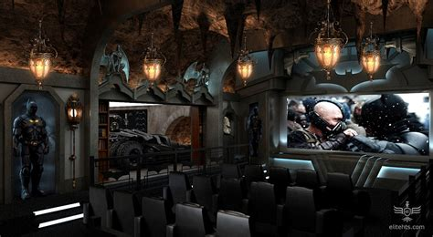 The real life Batcave: Dark Knight superfan spends £1