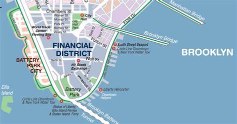 map of new york city neighbourhoods financial district research pintrest link wan s