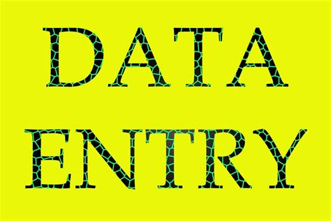 Online Make Money With Data Entry - data entry online work in india