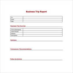 Trip Report Template Word trip report template 14 download free documents in word